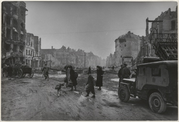 Berlin, Early May 1945