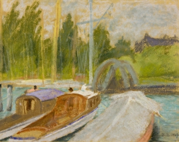 Boats on the Havel