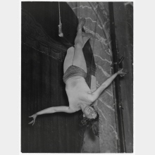 Untitled (Club of Amateur Artists on the Trapeze)